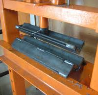 Листогибочные станки с ручным приводом Ручные листогибы